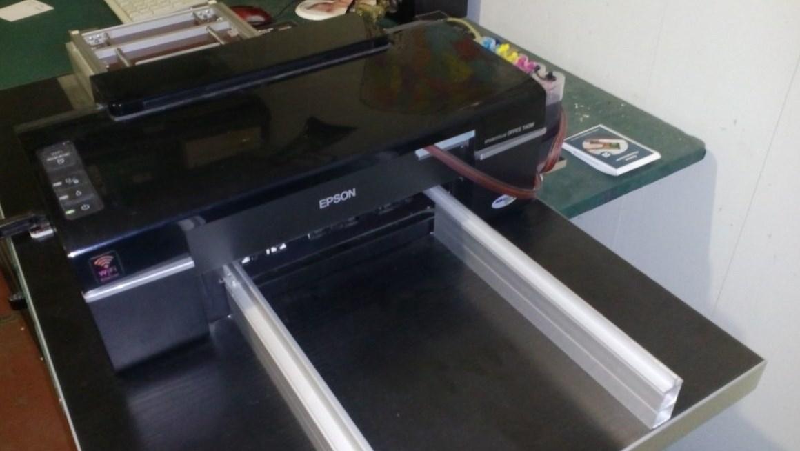 лазерный принтер фотокерамика собираются
