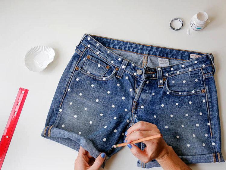 Выкройка спортивных шорт для девочки